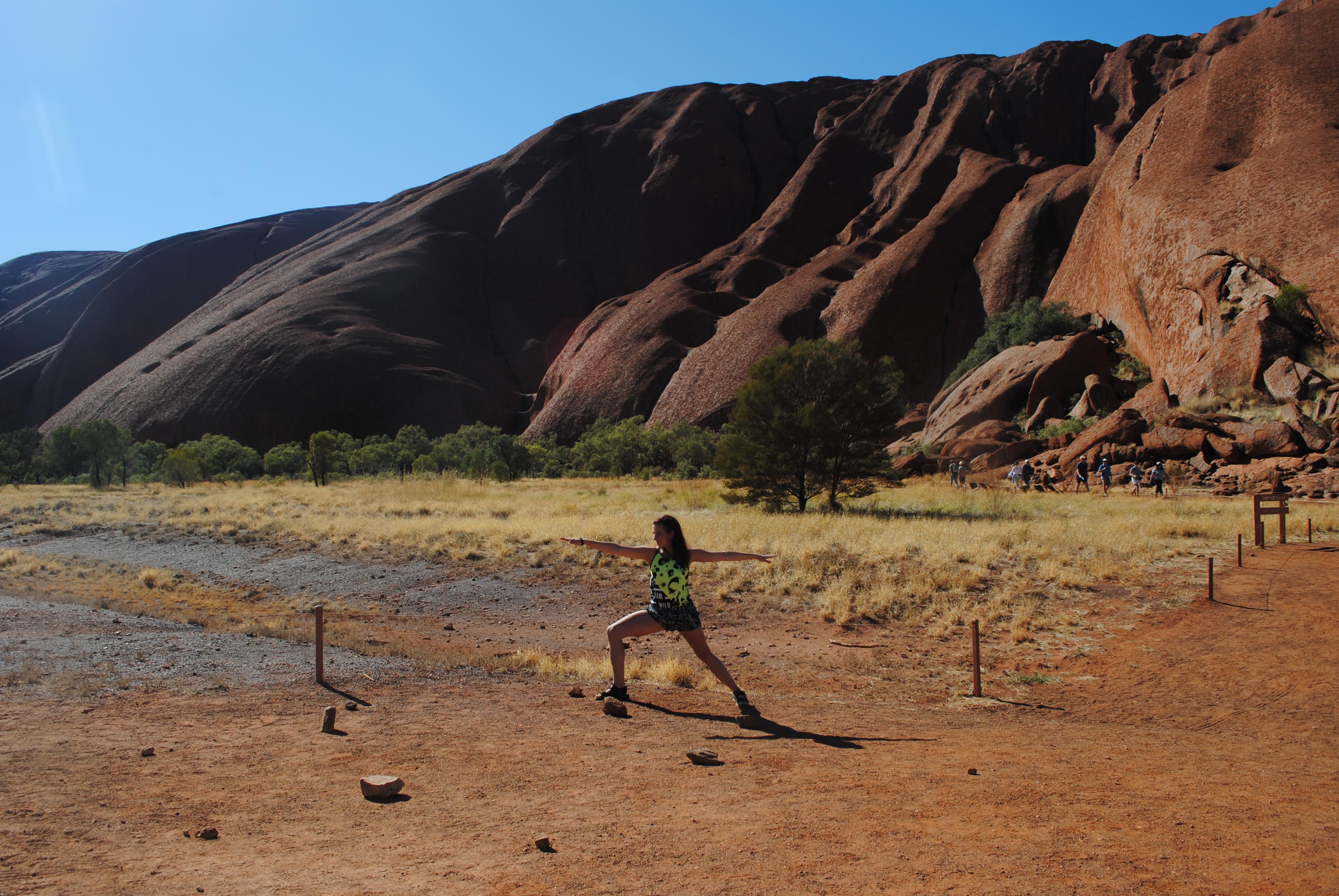 bilder ayers rock australien
