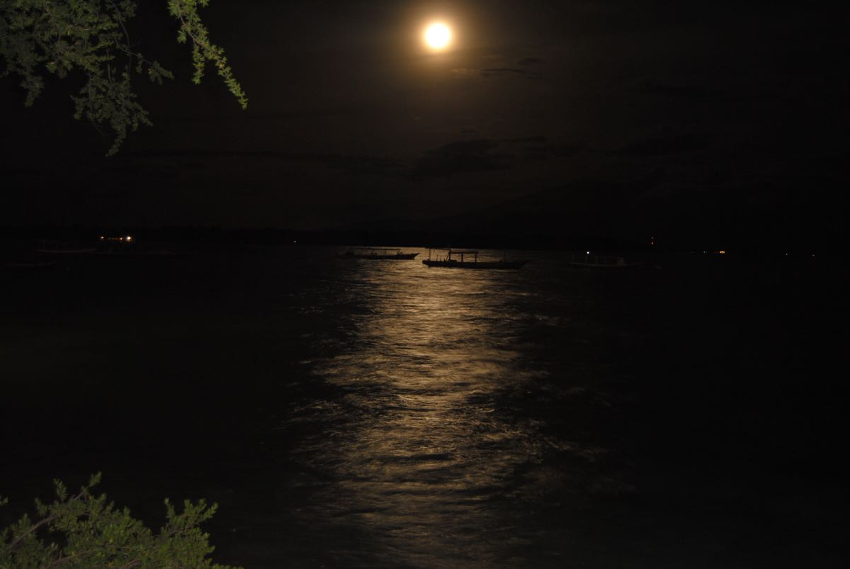 moonlight gili trawangan