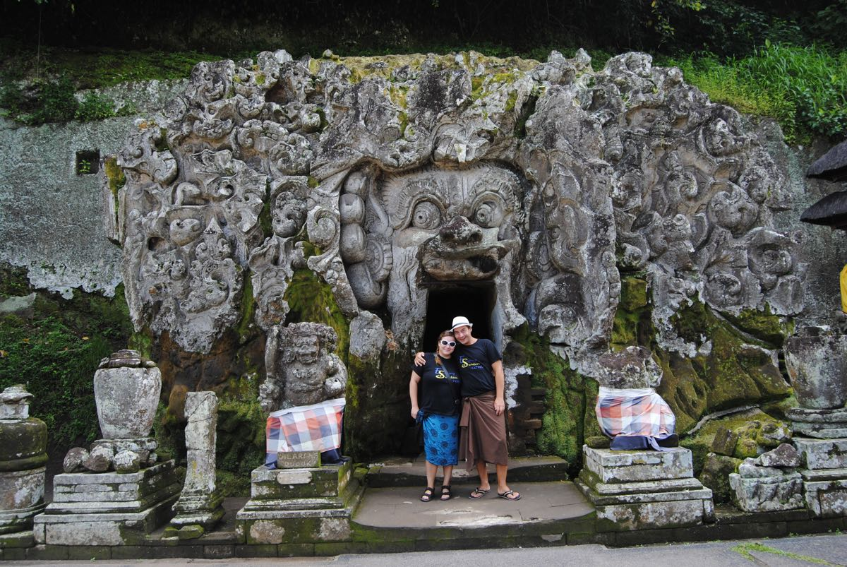 The Elephant Cave Temple