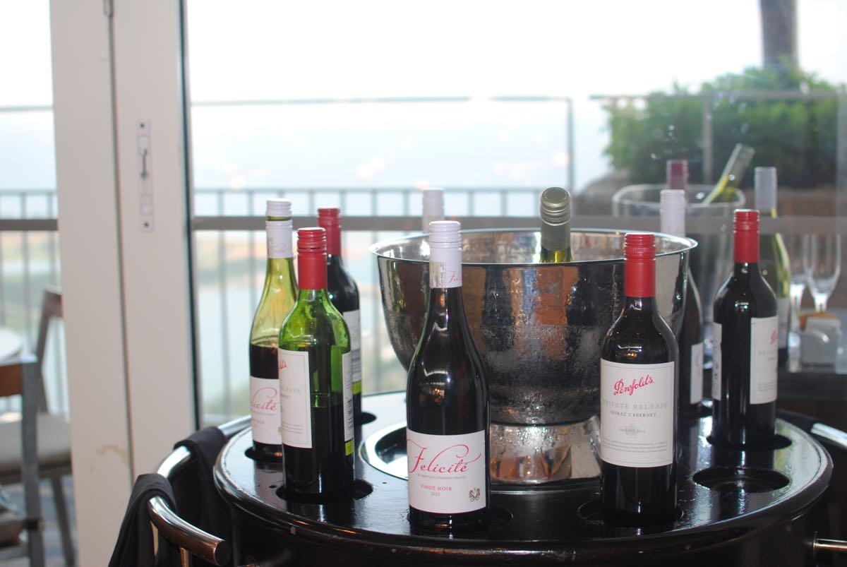 MBS Wine selection
