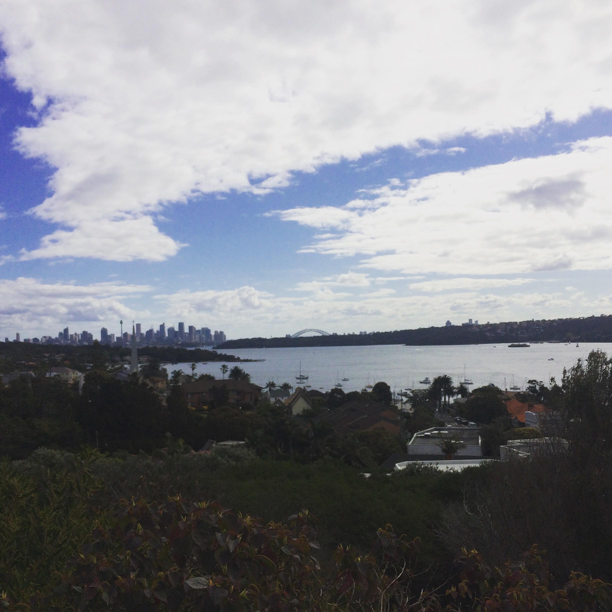 watsons bay view