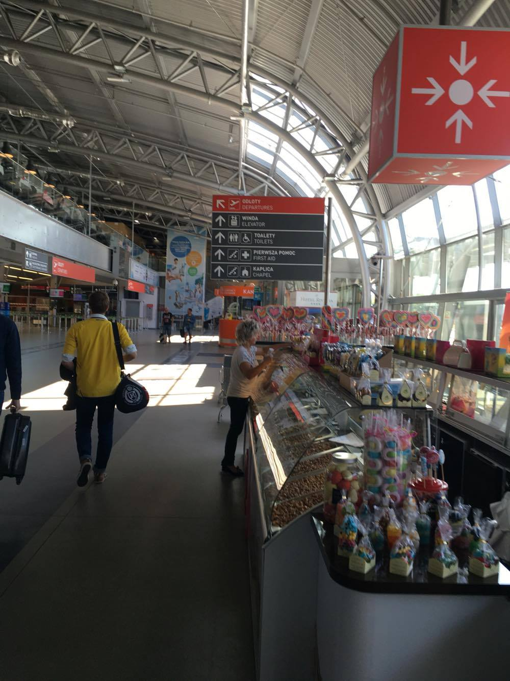 warszaw airport