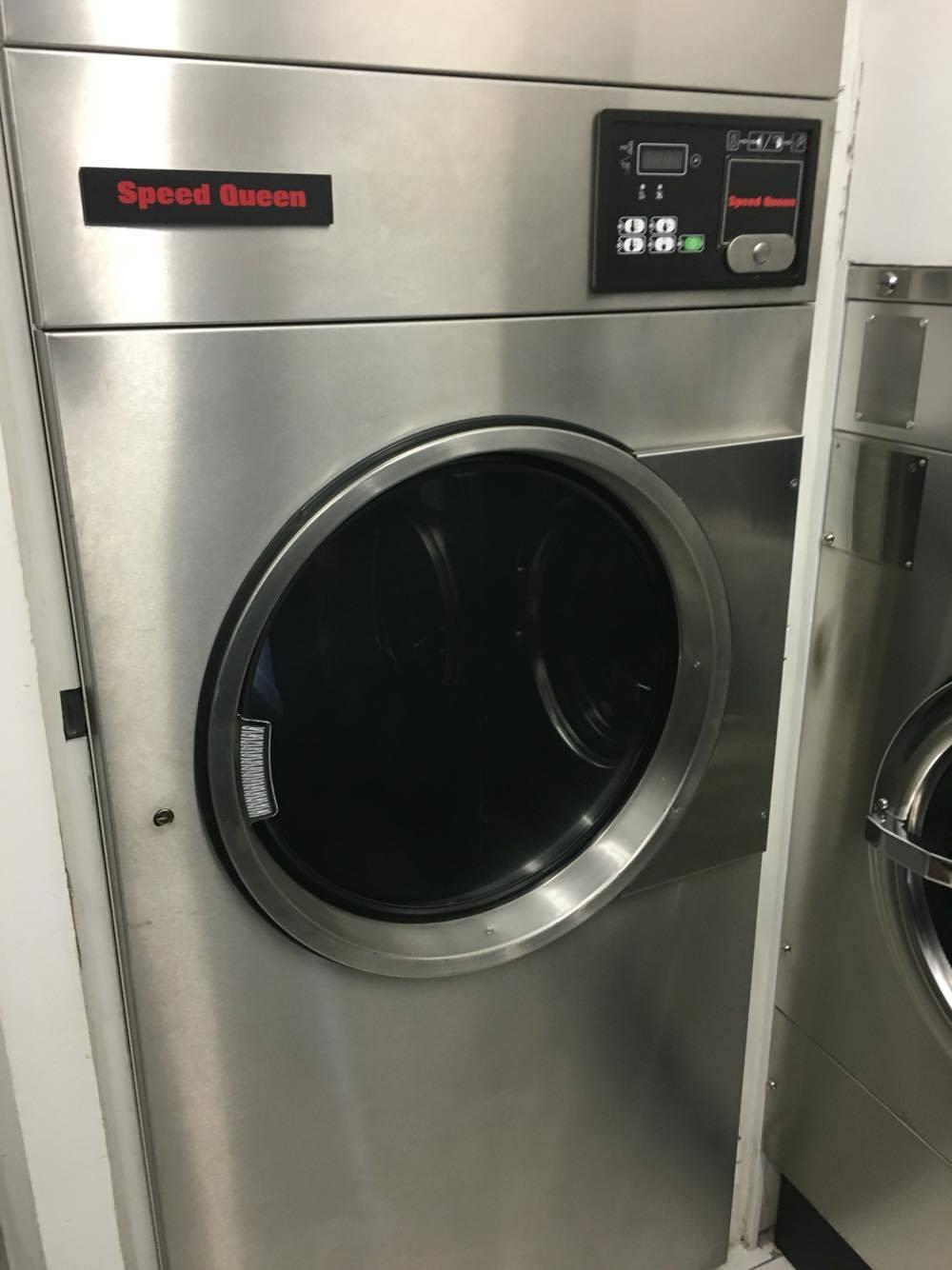 hidden bar laundromat