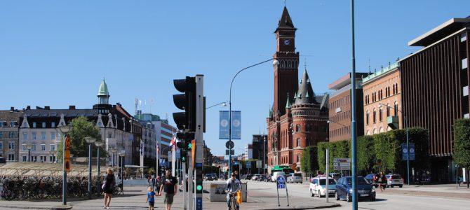 A little bit of Helsingborg.
