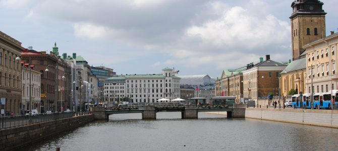 My dear Göteborg.