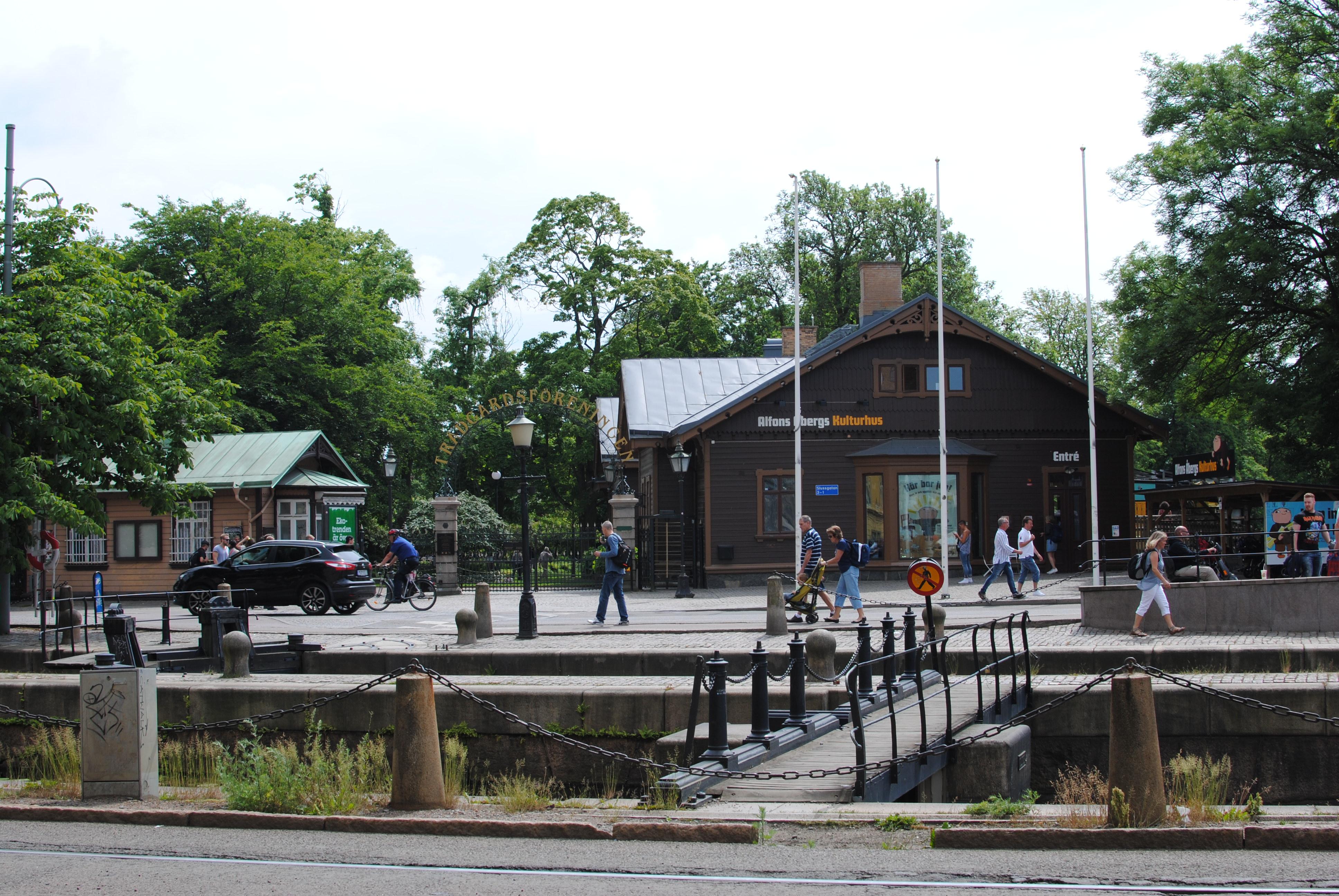 Alfons Åberg museum
