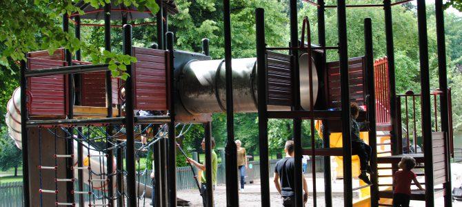 Masters of Playgrounds [Humlegården playground]