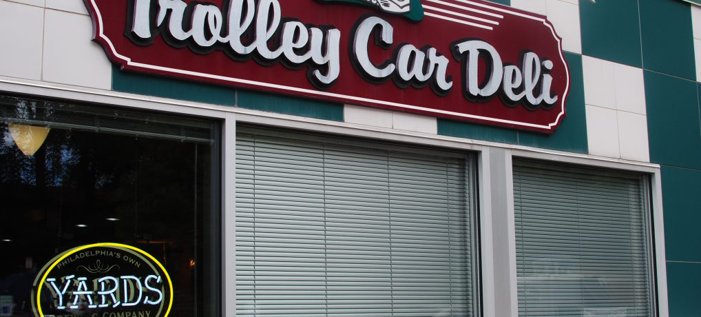 Trolley Car Diner & Deli.