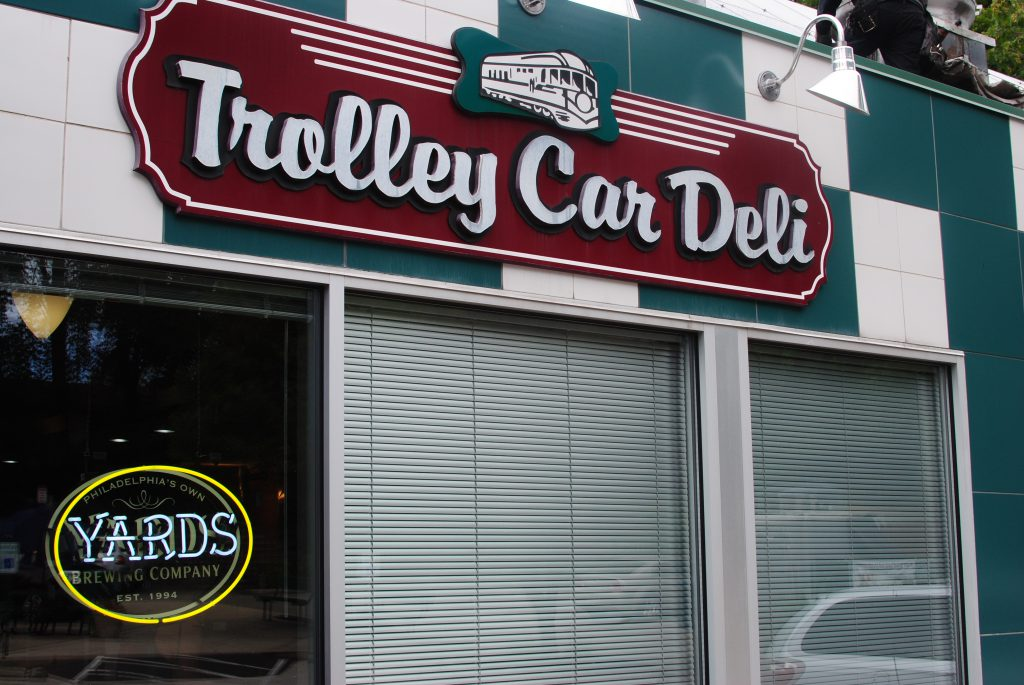 Trolley Car diner & deli