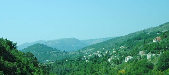 Spontaneous adventures in the Alpes-Maritimes!