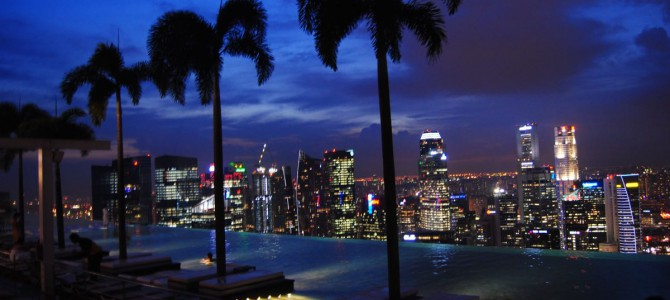 #TBT – Singapore 2012.
