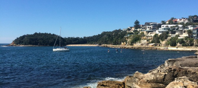 Anzac Day in Manly.