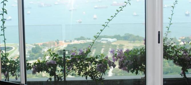 Marina Bay Sands: The room.